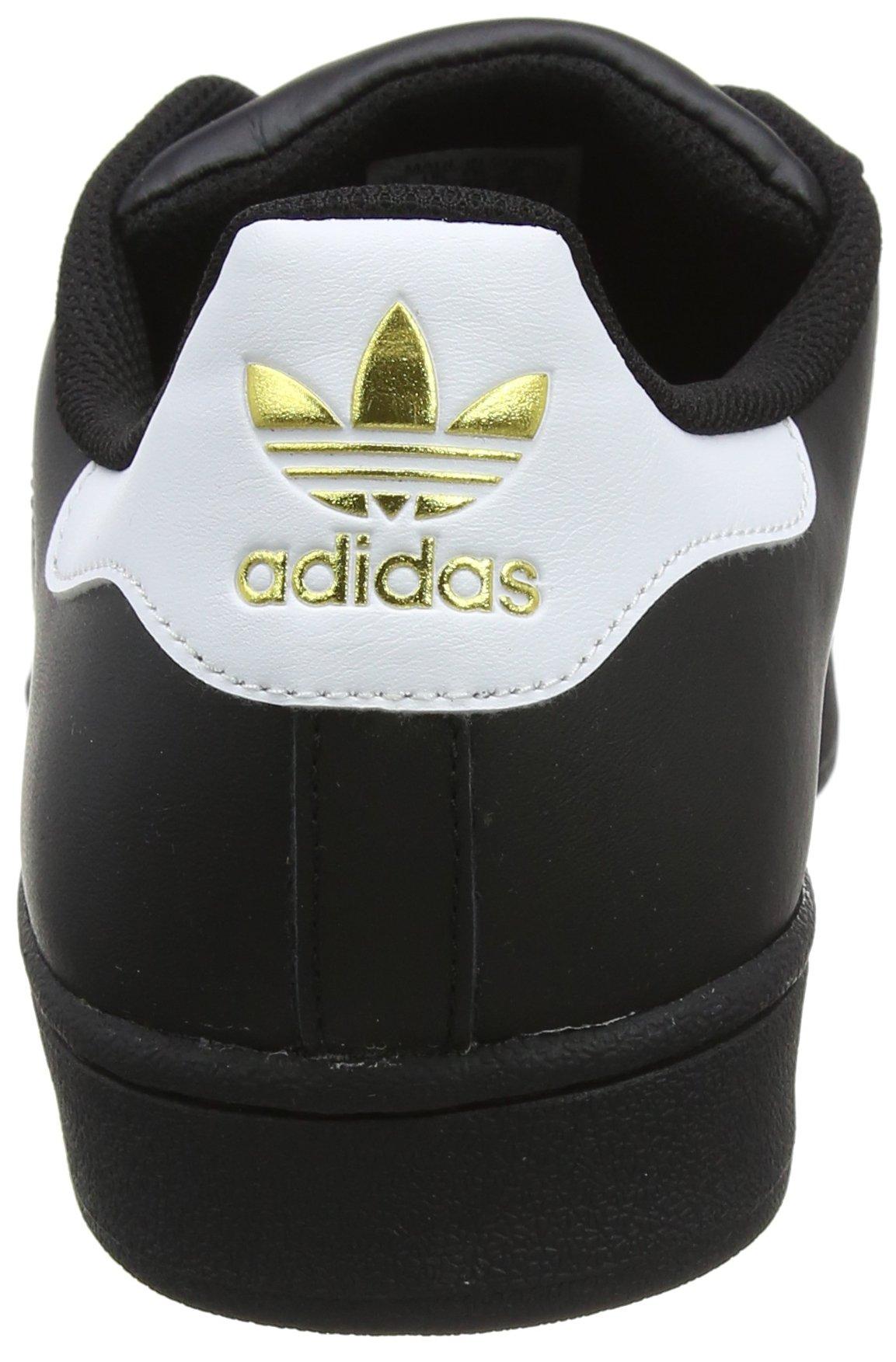 adidas superstar foundation scarpe da ginnastica basse unisex adulto