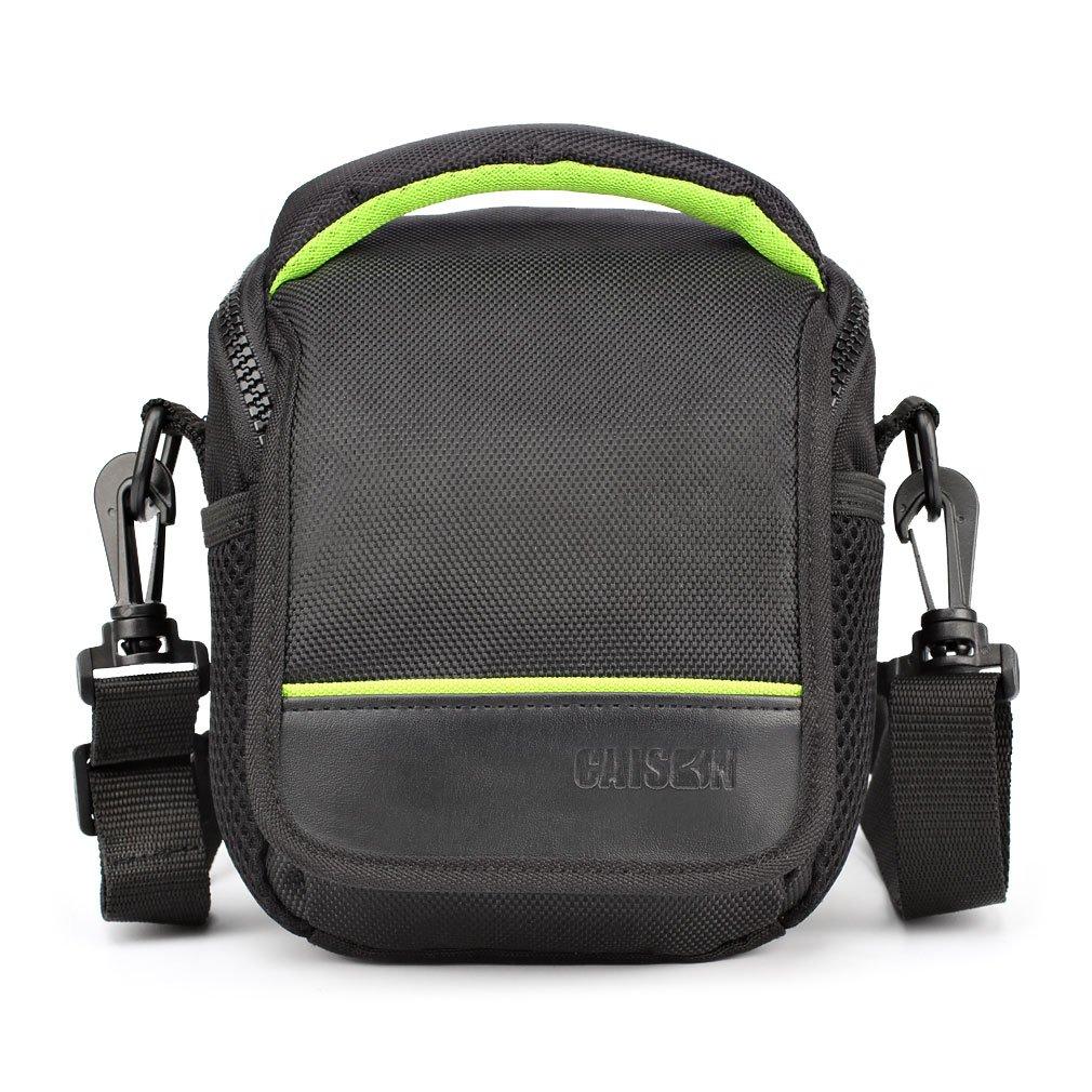 Caison Weather Protective Digital Camera Bridge Compact System Mirrorless e'una tracolla comoda per