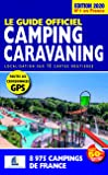 Le Guide Officiel Camping Caravaning 2020