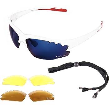 96f66b1e44 Rapid Eyewear Brille   Innovation Plus  UV400 Rx POLARISIERTE SPORT  SONNENBRILLE RAHMEN FÜR BRILLENTRÄGER