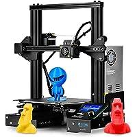 Creality Ender-3 DIY Kit 3D Printer, Resume Printing V-Slot Prusa i3, Build Volume 220 x 220 x 250 mm, for Home and…