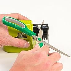 Divinezon Swifty Sharp Cordless Motorised Sharpener for Knife