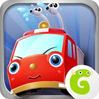 Gocco Fire Truck PRO - 3D Games for Tiny Firefighters