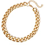 Jewels Galaxy Tantalizing Gold Plated Necklace