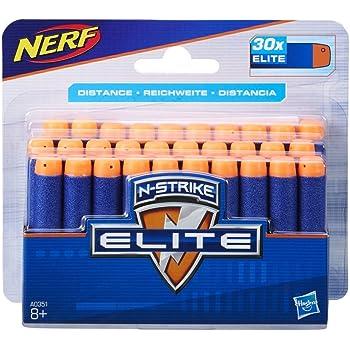 Nerf - Recharge de 30 Fléchettes Nerf Elite