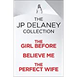 JP Delaney: Three Thrillers in One (English Edition)