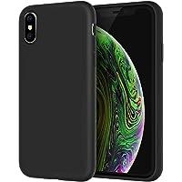 JETech Cover in Silicone Compatibile iPhone X/XS, 5,8 Pollici, Custodia Protettiva con Tutto Il Corpo Tocco Morbido…