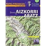 Sierra de Aizkorri Aratz (Mapas Pirenaicos)
