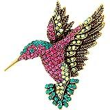 Generic Donna Strass Pin Spilla Abbigliamento Decorazione Gioiello