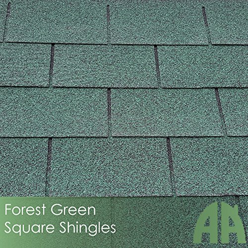 roofing-felt-shingles-shed-roof-felt-square-butt-4-tab-green
