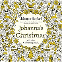 Johanna's Christmas: A Festive Colouring Book