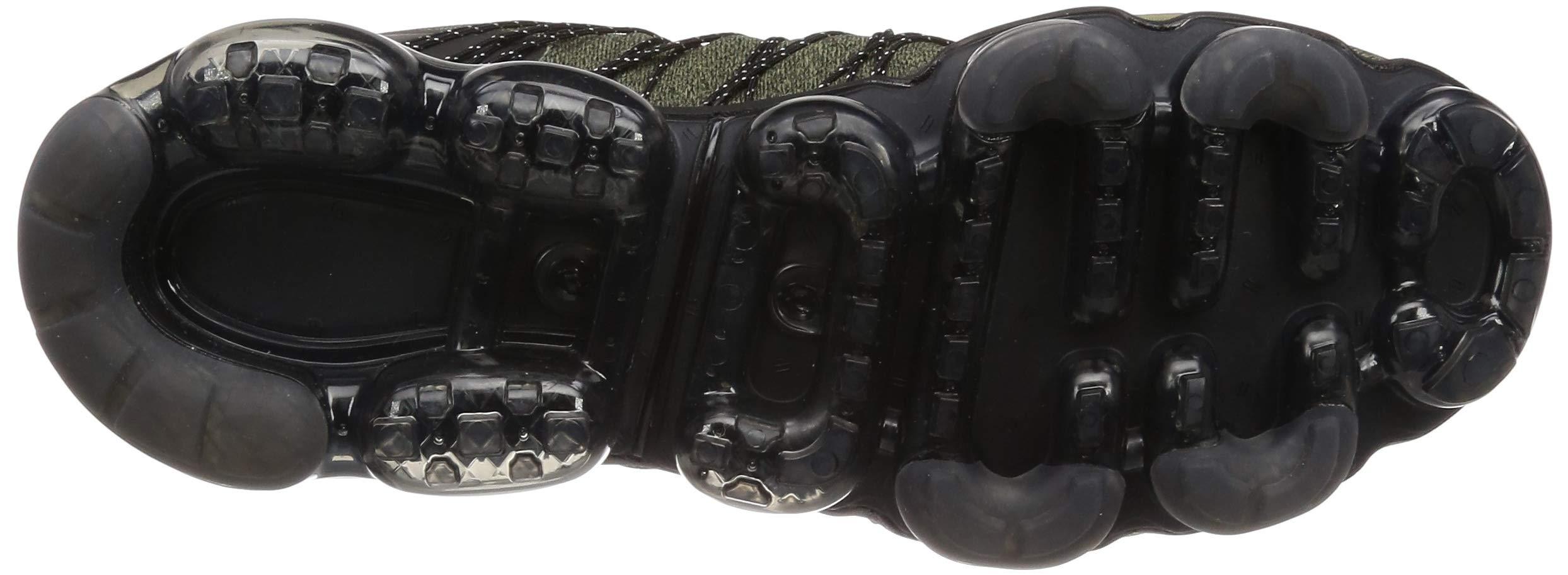 71UwKAIbklL - Nike Men's Air Vapormax Run Utility, Medium Olive/Reflect Silver