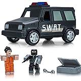 Roblox Colección Acción-Jailbreak: Unidad SWAT Vehículo [Incluye Artículo Virtual Exclusivo]