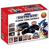 Sega FB8280B Genesis Gioco console con 80 giochi, Antracite