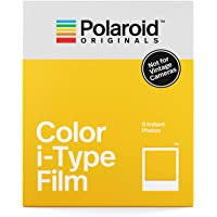 Polaroid Originals Pellicule Couleur Instantanée pour Type I, Blanc (4668)
