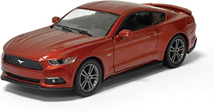 Kinsmart 1:38 Scale Model 2015 Ford Mustang Gt Toy Car, Multi Color