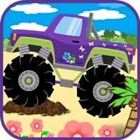 Monster Trucks Games For Girls