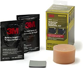 3M 39087 Scratch and Scuff Removal Kit - 1 oz.