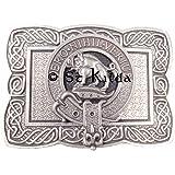 Weir Clan Crest Kilt Belt Buckle