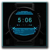 Dark Aeon Cyber Watch Face