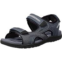 Geox Uomo Sandal Strada D, Sandali Punta Aperta