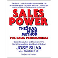 Sales Power the SilvaMind Method for Sales Professionals