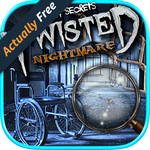 Hidden Objects Twisted Nightmare Adventures - Seek & Find Maze Spot Difference Games FREE