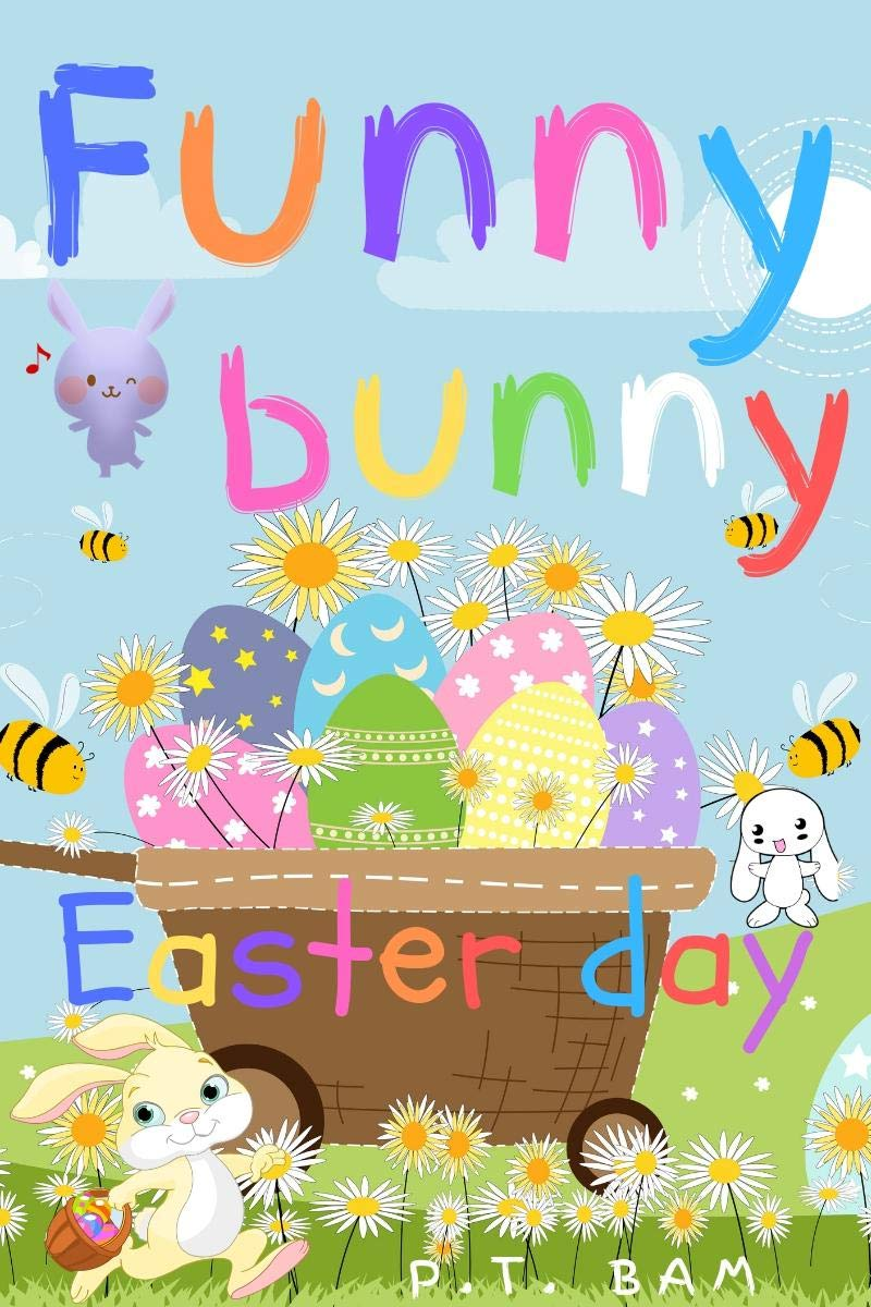 Funny Bunny: The short story about bunny on Easter day for kids (English  Edition) - Giochi Legno