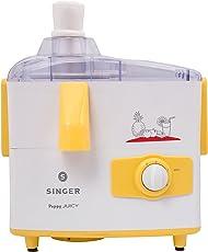 Singer Peppy Juicy 500 Watts Compact Juicer
