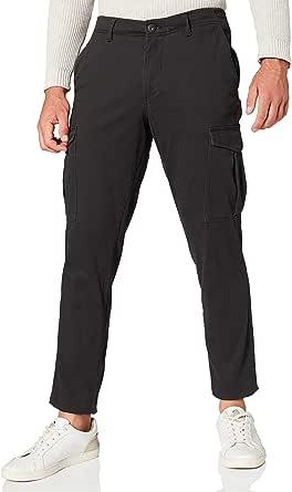 Jack & Jones Men's Jjimarco Jjjoe AKM Black Trouser