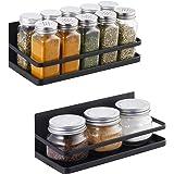 Amazon Brand - Umi Porte-Épices Étagère Frigo Magnétique Réfrigérateur Cuisine Étagère Épice Etagere Étagère à Épices Support