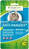 Bogacare UBO0442 Anti-Parasit Spot-On Katze, 4 x 0.75 ml