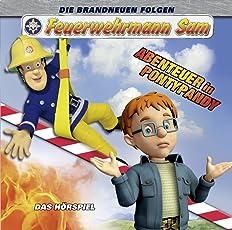 Feuerwehrmann Sam - Abenteuer in Pontypandy Hörspiel