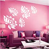 """Kayra Decor Reusable 16"""" x 24"""" Wall Art StencilPainting for Home Decor(Pack of 1)"""