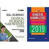 B.Sc (Nursing) General Nursing & Midwifery (GNM) Entrance Examination With General Knowledge 2019 Arihant