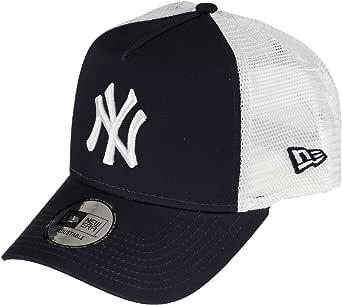 New Era Los Angeles Dodgers Frame Adjustable Trucker cap Clean