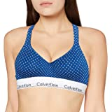 Calvin Klein Bralette – Modern Cotton Sujetador Deportivo para Mujer