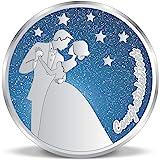 ACPL Precious Moments Anniversary Marriage Gift 999 Pure Silver Coin 10gm 20gm 50gm 100gm