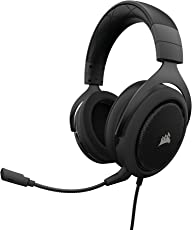 Corsair HS50 Discord Certified Headphones for Android and iOS Devices