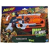 NERF A4325EU5 NER Zombie Strike HAMMERSHOT, Rosa