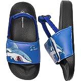 Kids Sandals Girls Boys Beach Pool Slides Children Sandals Anti-Slip Cute Unisex Summer Toddler Slipper