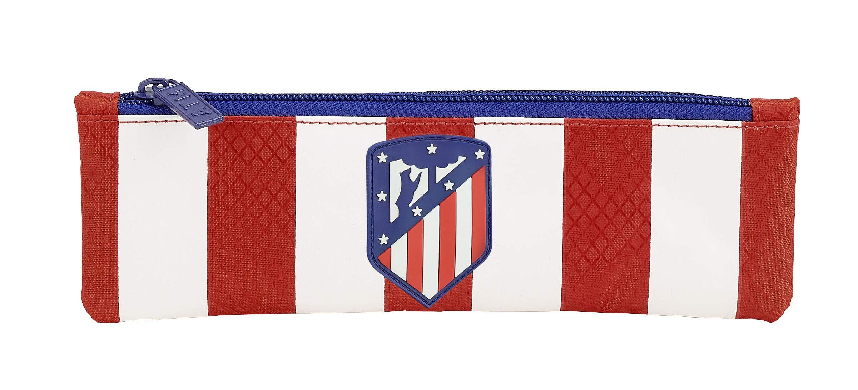 Atletico De Madrid 811845025 2018 Estuches 20 cm, Rojo