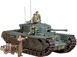 Tamiya - British Infantry Tank Mk.IV Churchill Mk.VII