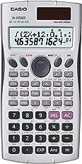 Casio FX-115MS-SC-UH Wissenschaftlicher Rechner, silberfarben