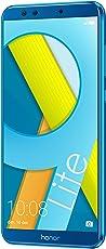 Honor 9 Lite Smartphone 4+64 GB (14,35 cm (5,65 Zoll) FHD+ Display, 64 GB interner Speicher und 4 GB RAM, Dual-Sim, Android 8.0) Sapphire Blue