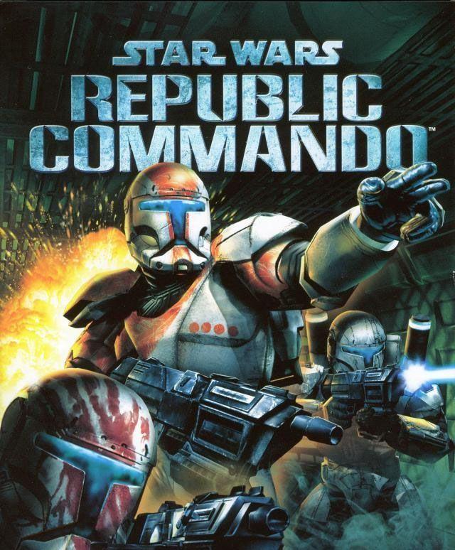 Star Wars Republic Commando [PC Code - Steam] - Star Pc-spiel-downloads Wars