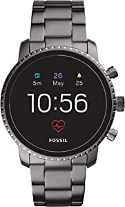 Fossil FTW4012 - Smartwatch Uomo con Cinturino in Acciaio Inox