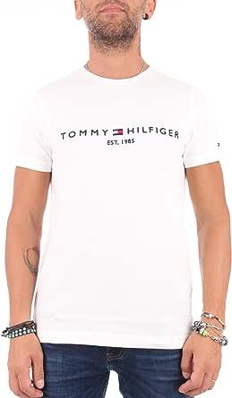 Tommy Hilfiger Tommy Flag Hilfiger Tee Maglietta Uomo