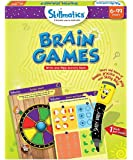 Skillmatics Educational Game: Brain Games (6-99 Years) / Erasable and Reusable Activity Mats / Toy with Marker…