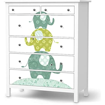 Creatisto Mobelfolie Ikea Hemnes 6 Schubladen Deko Fur Kinderzimmer
